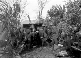 Yiorgos Prokopiou, Albanian front, 1940 / Γιώργος Προκοπίου, Αλβανικό μέτωπο, 1940