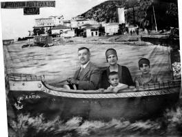 Παρά θιν' αλός: Λουτράκι, 1927