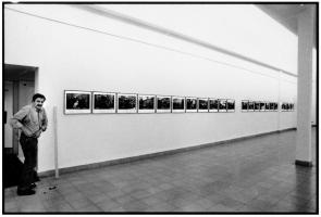 The Persistence of Memory: Third Israeli Biennale of Photography (photo: Nikos Panayotopoulos)