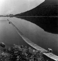 Maria Chroussaki: Lake Kaiafas, 1950s