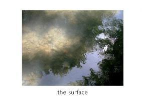 John Stathatos: A Visual Primer of the World: the surface