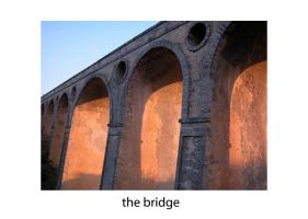 John Stathatos: A Visual Primer of the World: the bridge