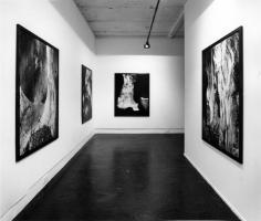 John Stathatos: Three Heraclitean Elements. Installation view, Cambridge Darkroom