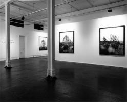 John Stathatos: Three Heraclitean Elements. Installation view, Cambridge Darkroom