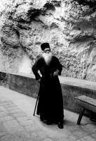 John Stathatos: Mount Sarantarion Monastery, Palestine / Γιάννης Σταθάτος: Μονή Σαρανταρίου Όρους, Παλαιστίνη (1984)