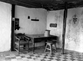 John Stathatos: Mar Saba monastery, Kidron Valley, Palestine / Γιάννης Σταθάτος: Λαύρα Αγίου Σάββα, Παλαιστίνη (1984)