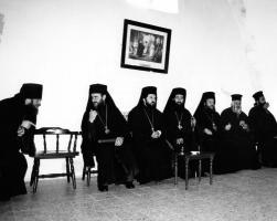John Stathatos: Mar Elias Monastery, Palestine / Μονή Προφήτου Ηλία, Παλαιστίνη (1984)