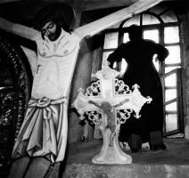John Stathatos: Church of the Nativity, Bethlehem / Γιάννης Σταθάτος: Βασιλική της Γεννήσεως, Βηθλεέμ (1984)