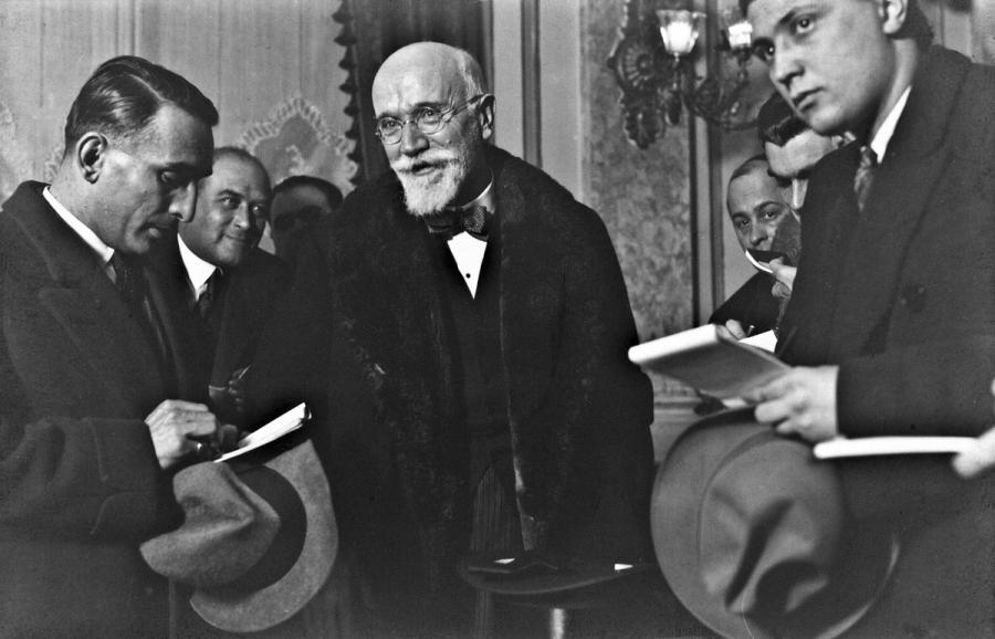 Ο Ελευθέριος Βενιζέλος στο Βελιγράδι, 1928