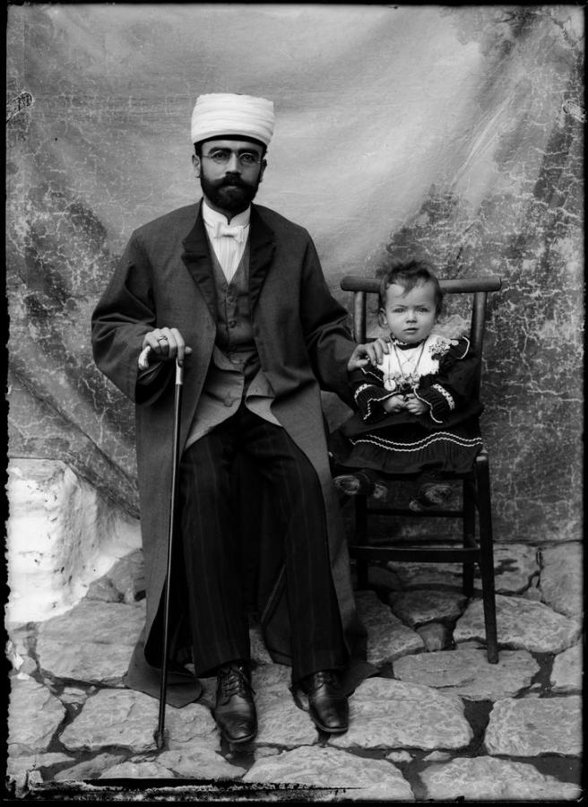 Λεωνίδας Παπάζογλου: Ο μουφτής της Καστοριάς / Leonidas Papazoglou: the mufti of Kastoriae